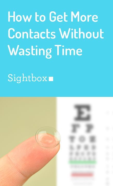 Sightbox Makes Wearing Contact Lenses More Affordable By Offering