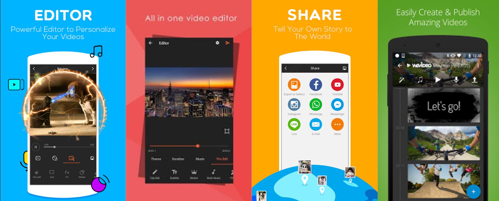 3 Aplikasi Edit Video Terbaik Untuk Android Aplikasi