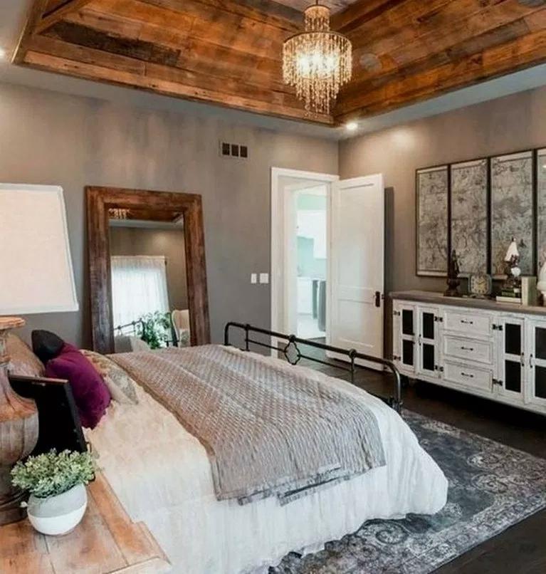 Master Suite Interior | Farmhouse Master Bedroom | Girly Bedroom Ideas | Bedroom...#bedroom #farmhouse #girly #ideas #interior #master #suite