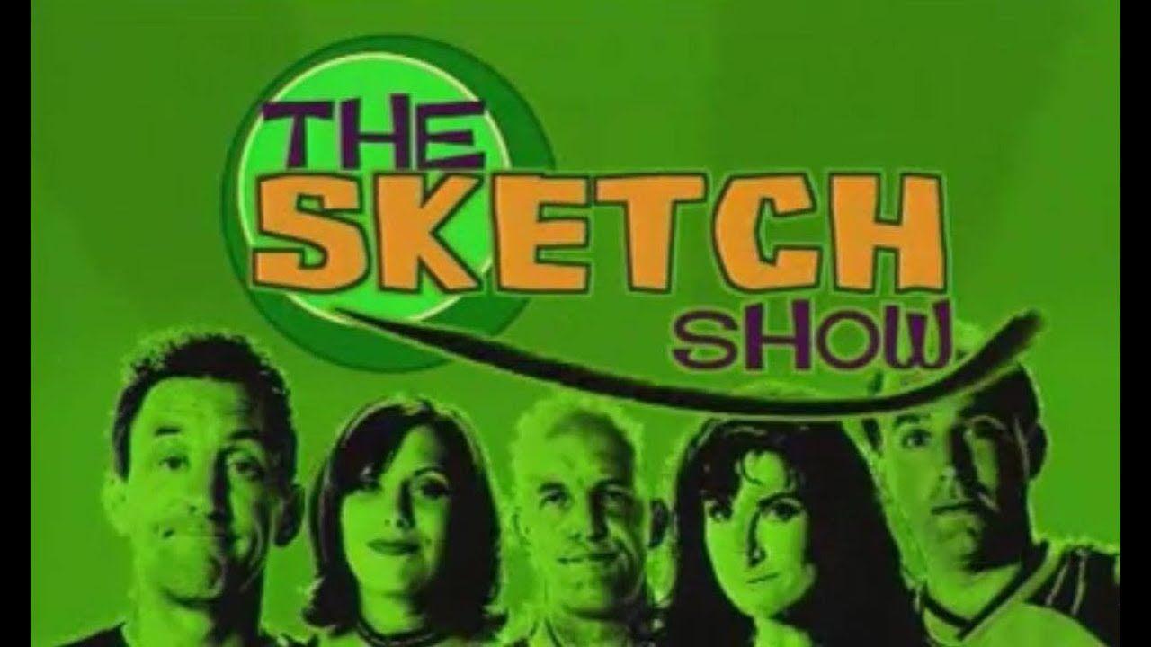 The Sketch Show Uk S01 E02 Original Broadcast Version Sketch Show Sketch Comedy Broadcast