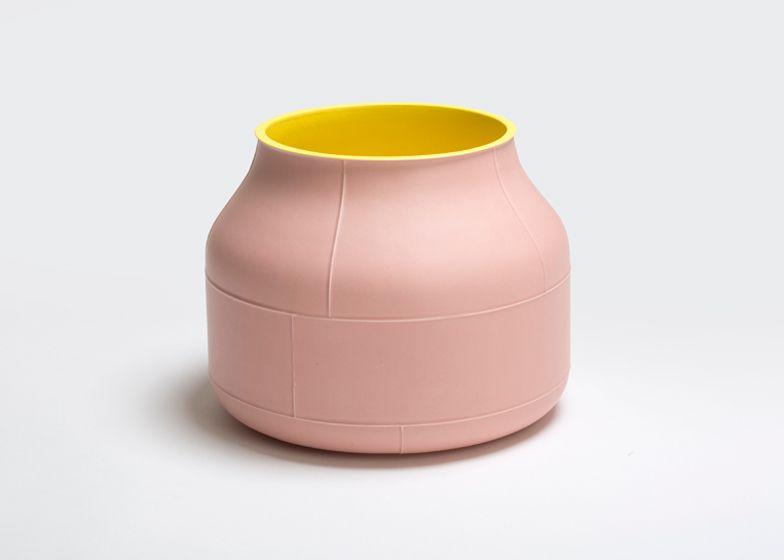 Benjamin Hubert Slip Cast Seamed Ceramic Tableware Ceramic Tableware Ceramic Design Ceramics