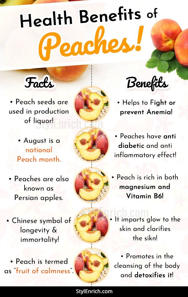 Health Benefits Of Peaches And Some Peachy Facts Fruit Health Benefits Coconut Health Benefits Lemon Benefits