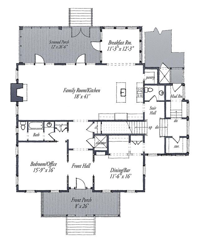 Time To Build 2014 Howie Award Winners Modern Style House Plans Contemporary House Plans Building Plans House