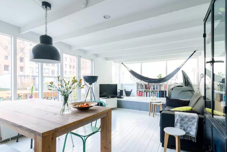 Designer Apartments Chic Studios 15 Stunning Airbnb Vacation Rentals In Amsterdam Trip101