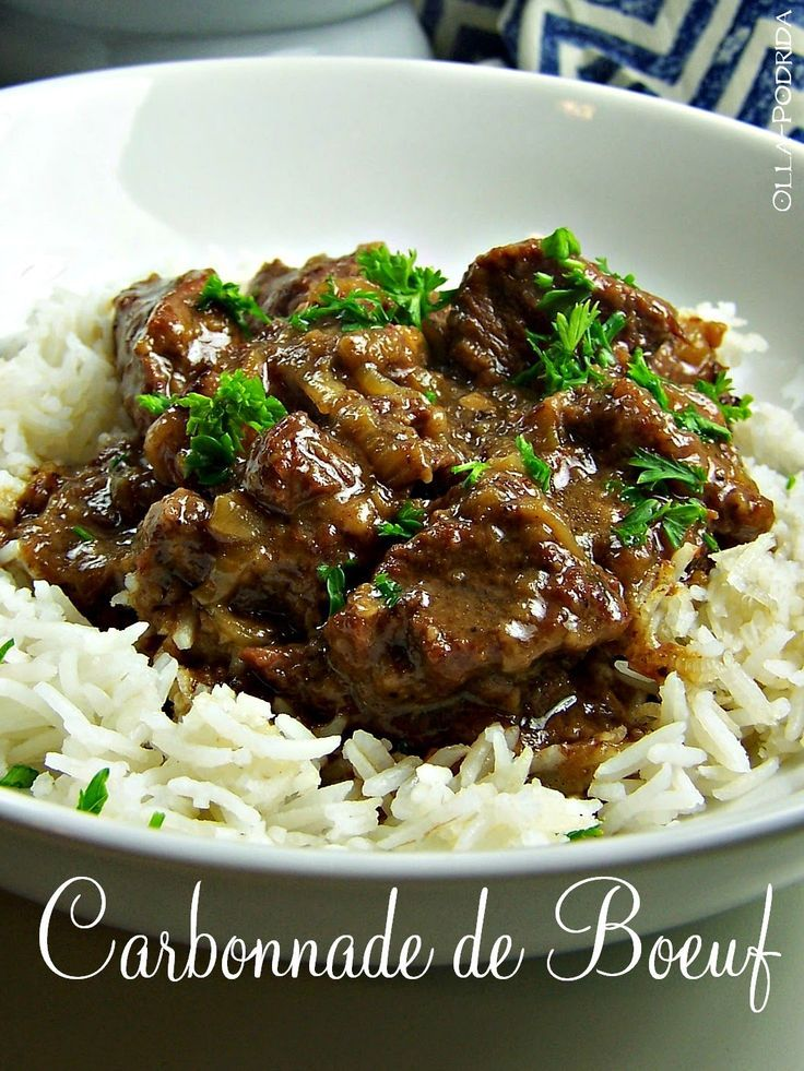 Photo of Carbonnade de Boeuf-Carbonnade de Boeuf  This recipe for Car…