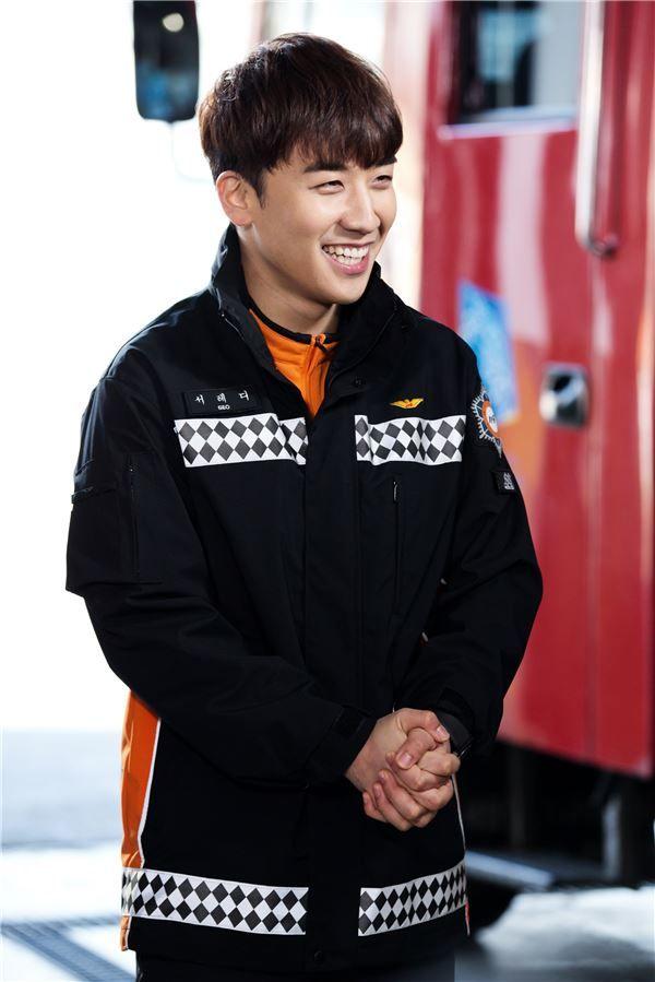 Seungri as Teddy Seo - BTS for SBS Angel Eyes