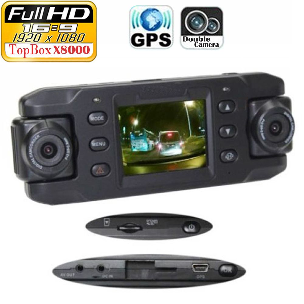 Consumer Electronics Parts & Accessories Generous Mini 1080p Auto Car Dvr 170° Wide Angle Dash Cam Video Recorder Adas G-sensor