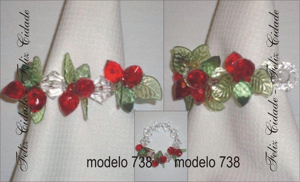 Porta guardanapo confeccionado com peças de acrílico verde, vermelho e transparente de <br> <br>Podemos confeccionar esse modelo em outras cores.