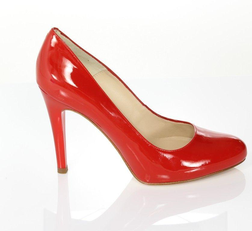 Unisa Czolenka Patric Pa Poppy Patent R 37 Stiletto Heels Heels Christian Louboutin Pumps