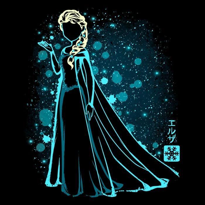 The Ice Queen - Hoodie