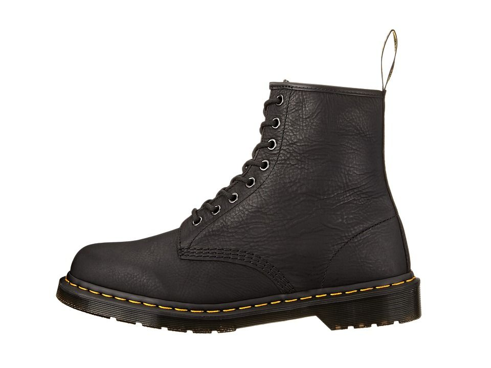 Dr. Martens 1460 8 Eye Boot Soft Leather Men's Lace up Boots