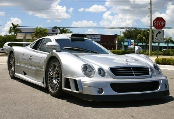 2000 Mercedes Benz CLK GTR   1 Of 25 Built With A Top Speed Of 234 Mph : )  Wanna Go For A Ride