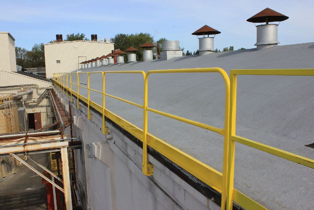 Best Permanent Guardrail Permanent Safety Guardrails For Fall 400 x 300
