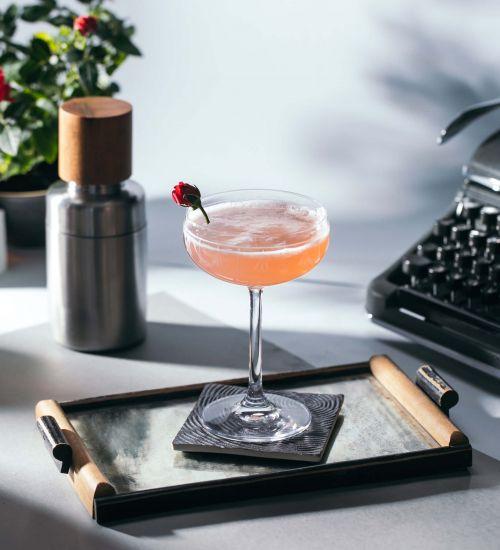 Rose Buds, Cointreau Cocktails