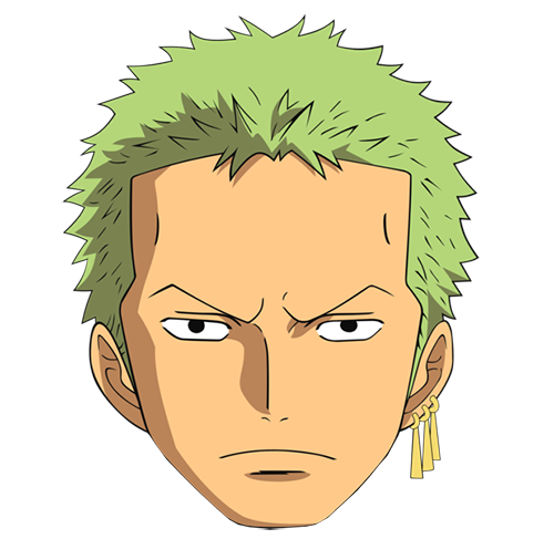Mentahan Gambar Kepala Anime One Piece Png Cartoon faces