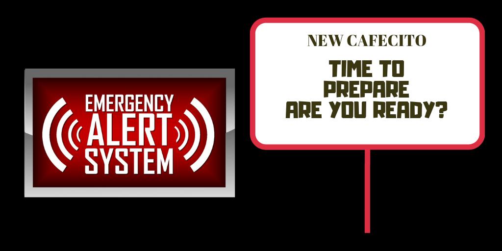 Emergency Alert System Test Time To Prepare Are You Ready Awakening Women Emergency Alert System Emergency