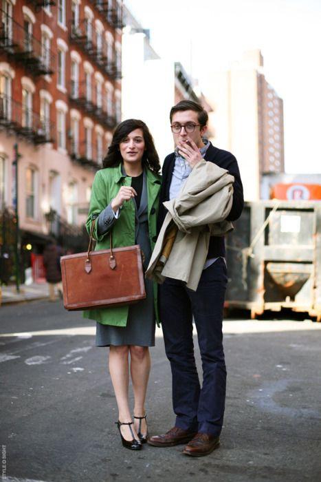 coppia con stile