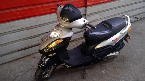 Baotian 125 Bt Vehicule De Collection Motos