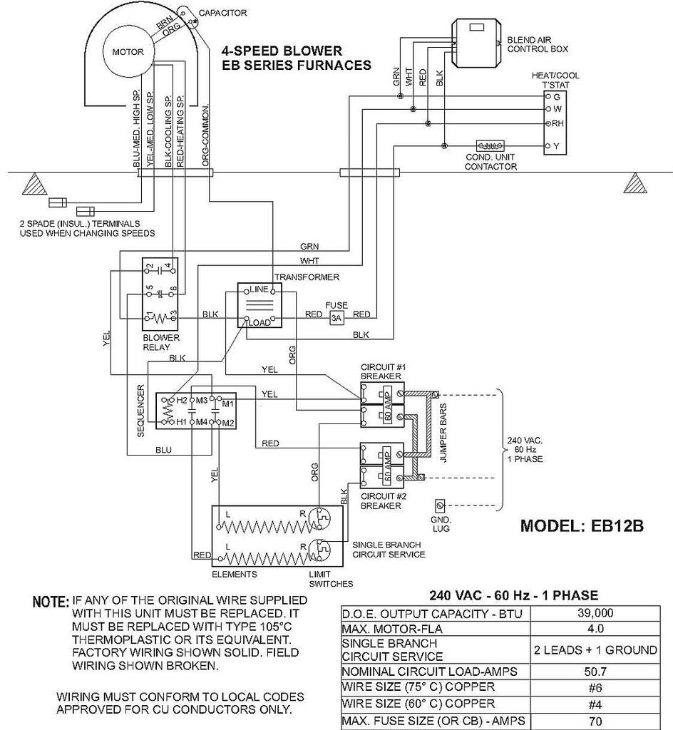 32 Wiring Diagram For Electric Furnace New Thermostat Diagram Home Thermostat