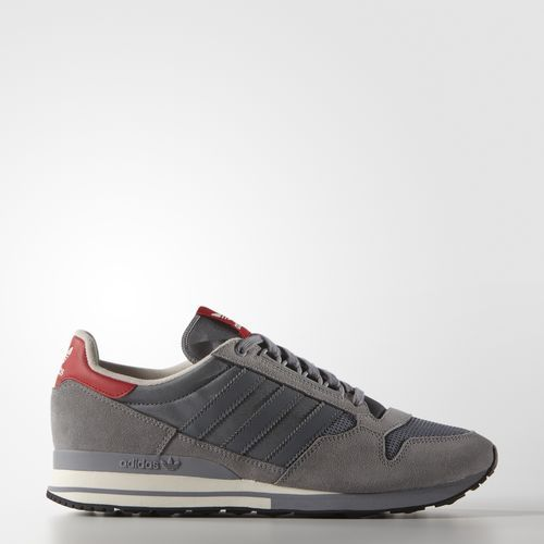 The ZX 500 took hold of running culture with its bio-mechanically correct  design back in Here with a fresh comeback, these shoes feature a classic  mix of ...