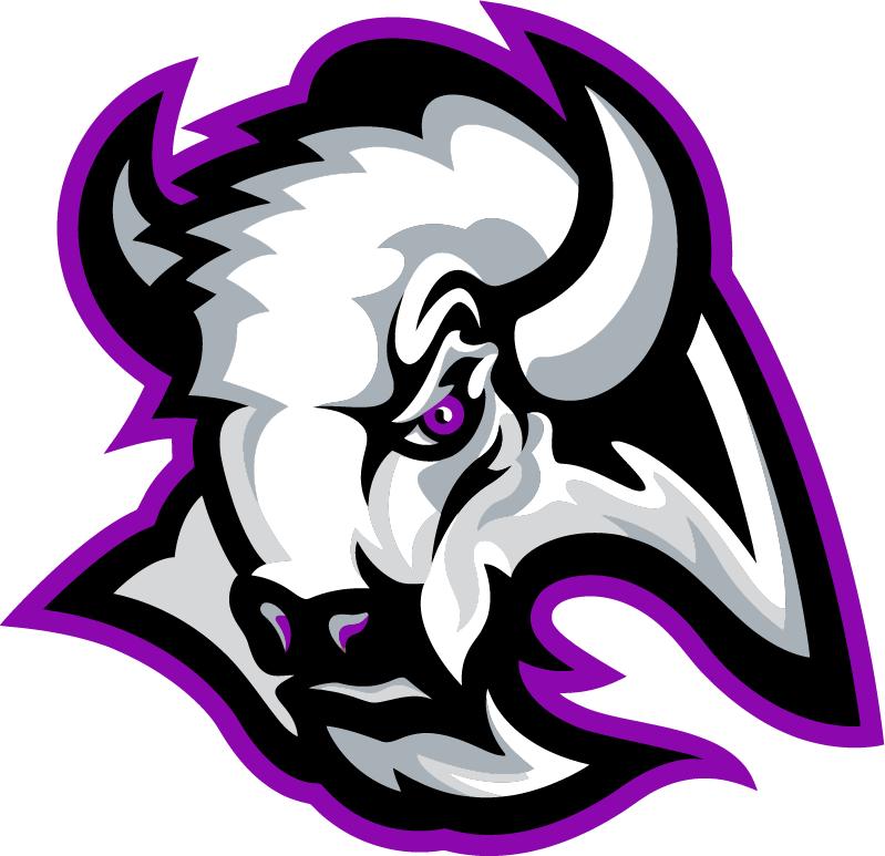 purple buffaloes
