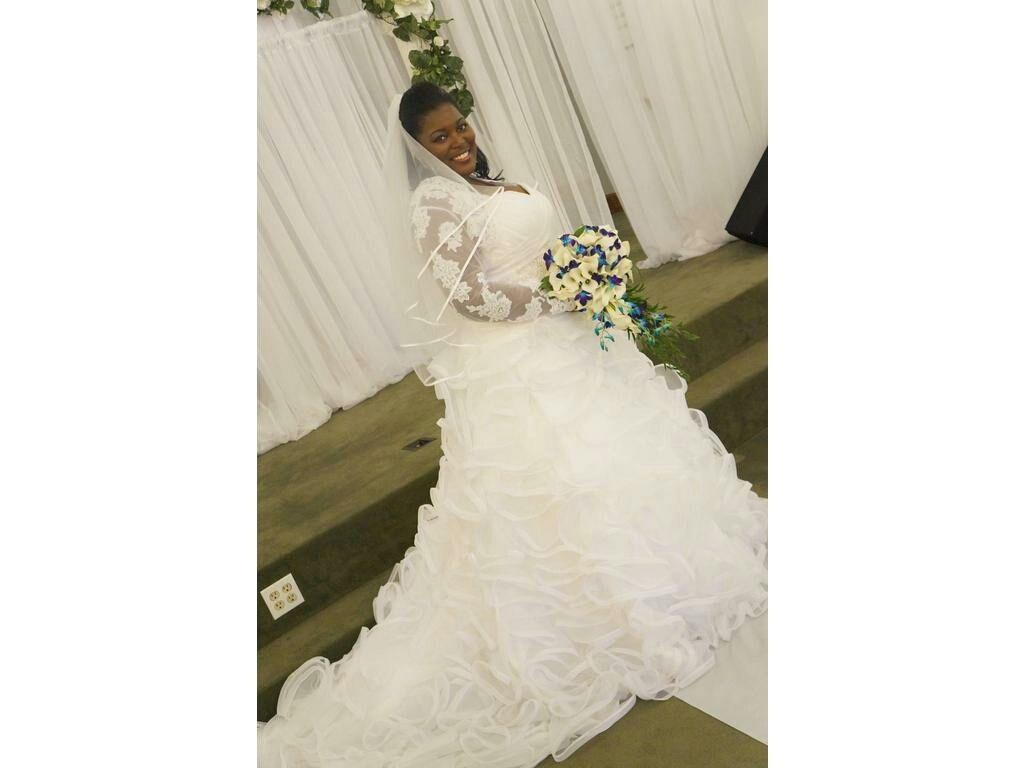 Custom wedding dress designers  Our US dress design company creates custom plussizeweddingdresses
