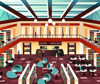 Modern Librarians Can Take Charge In Making Their Schools B Future B B Ready B Ed Note This Is Makerspace Library Library Media Center Modern Library