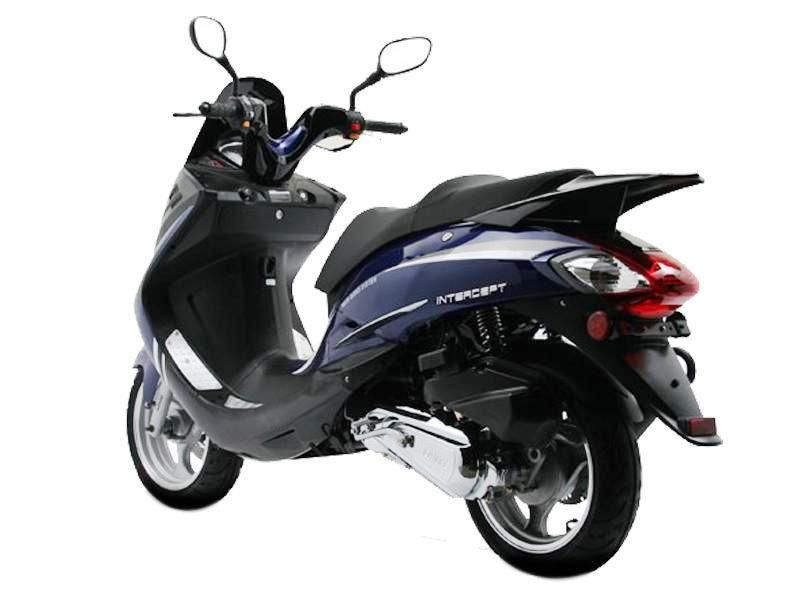 ZNEN King Gas Motor Scooters 150cc Motorcycle Bikes for Sale