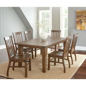 Lawrence 7Piece Dining Set  Dining Sets  Pinterest  Dining Cool Dining Room Sets Costco Decorating Inspiration
