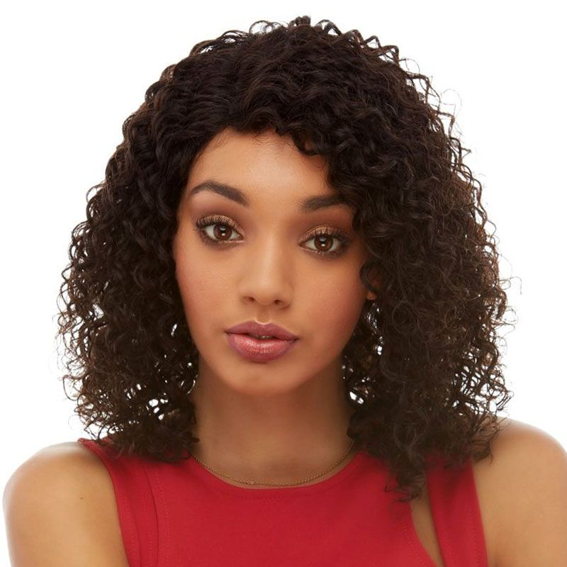 Alanna By Elegante Real Hair Extensions Wig And Hair Extensions