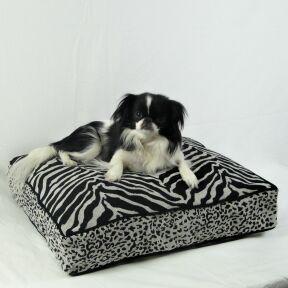 Luxury Rectangular Pillow Bed- Safari Collection