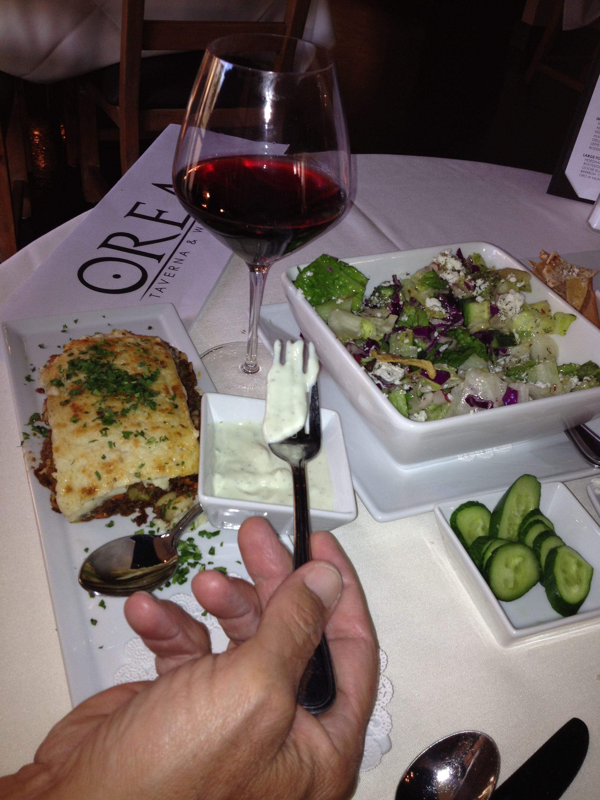 My Favorite Local Greek Restaurant