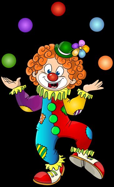 Clown Transparent Clip Art Image Clown Images Cute Clown Clown Crafts