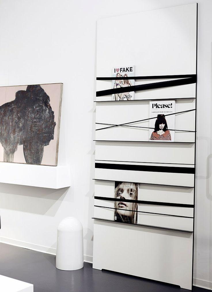 magazinhalter einrichtung pinterest malen. Black Bedroom Furniture Sets. Home Design Ideas