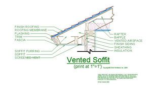 Samples Gallery Architect Software Chief Architect Roof Overhang