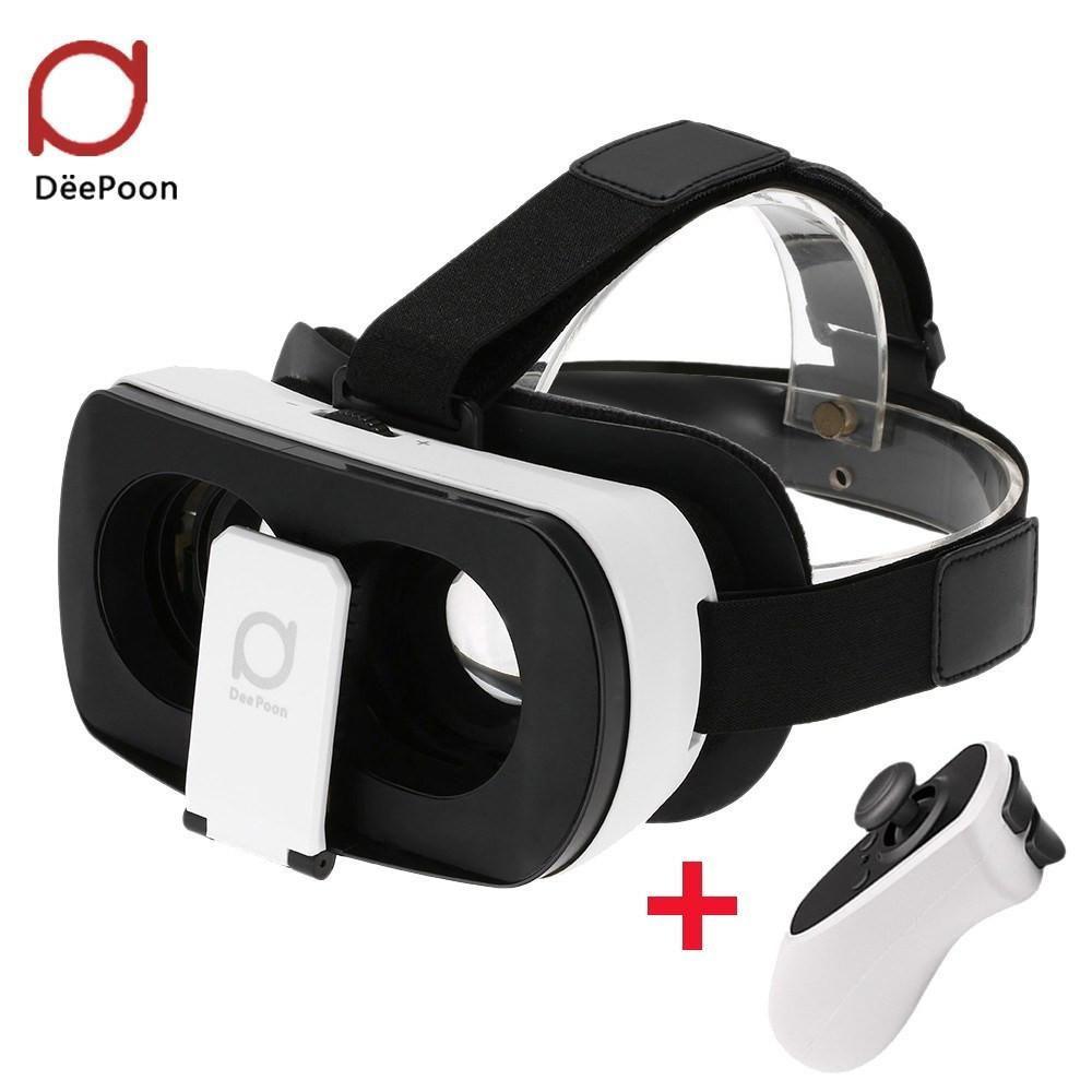 3d Vr Glasses Deepoon V3 Real Virtual Reality Headset Helmet 3d