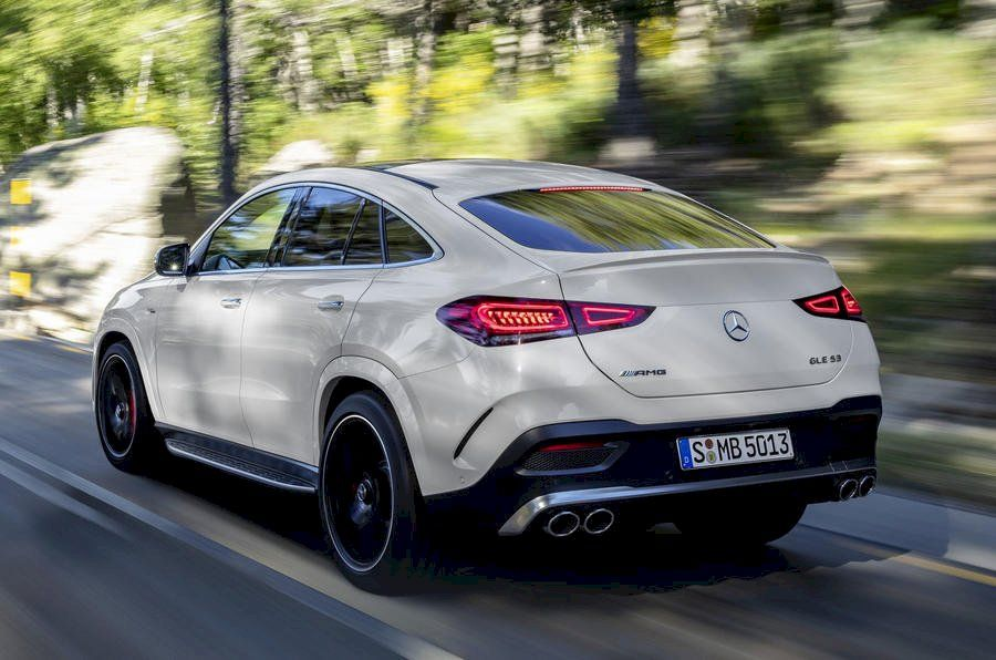 New Mercedes Gle Coupe Receives Hot Amg 53 Variant New