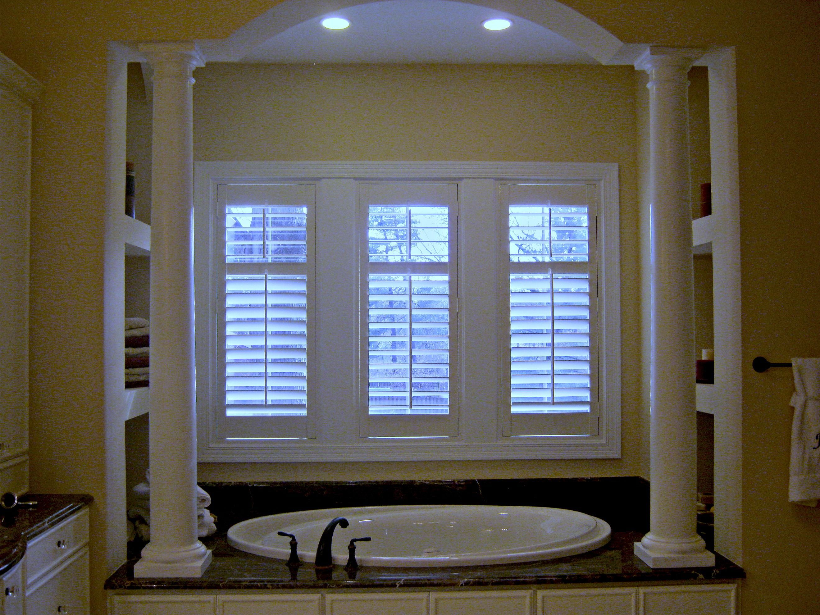 Awesome Costco Plantation Shutters For Interior And