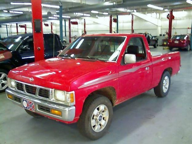 Nissan Truck 1997 X 2 Great Little Trucks For Reliability