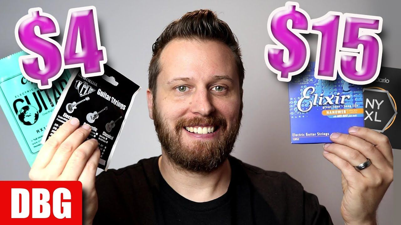 Cheap vs expensive strings will they really change