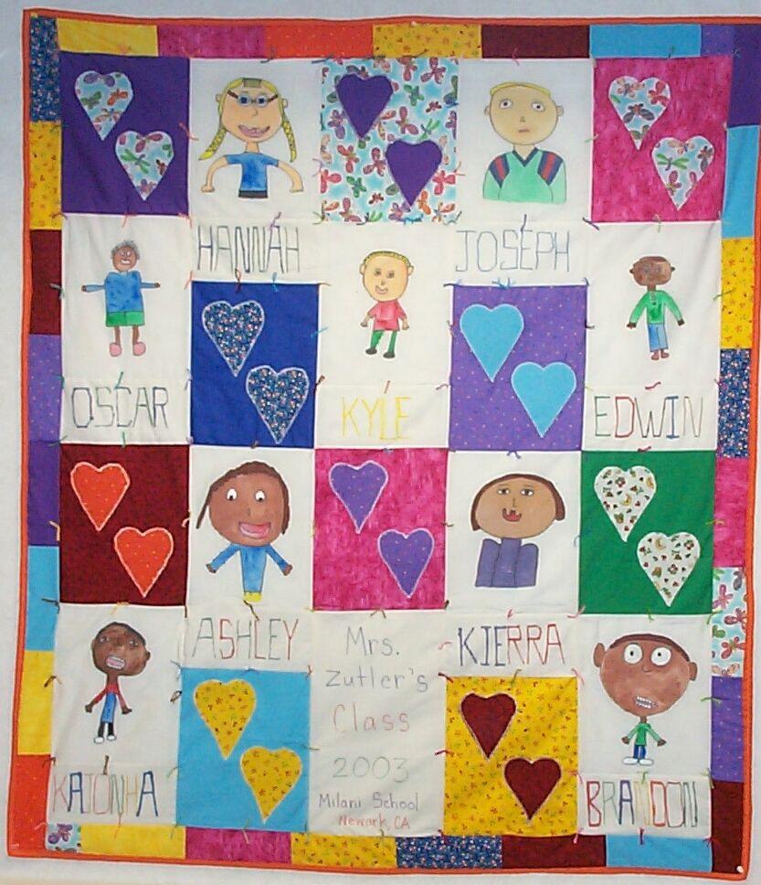 Classroom Quilt Ideas : Milanifreindship g pixels classroom