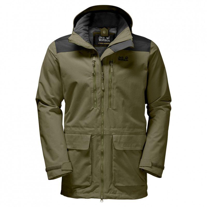 Jack Wolfskin Pan American Trek Jacket Men | Мужские куртки