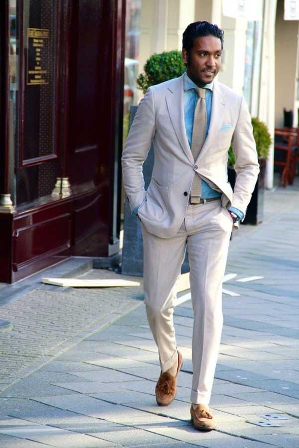 casual summer groom attire - Google Search | Wedding suits and ...