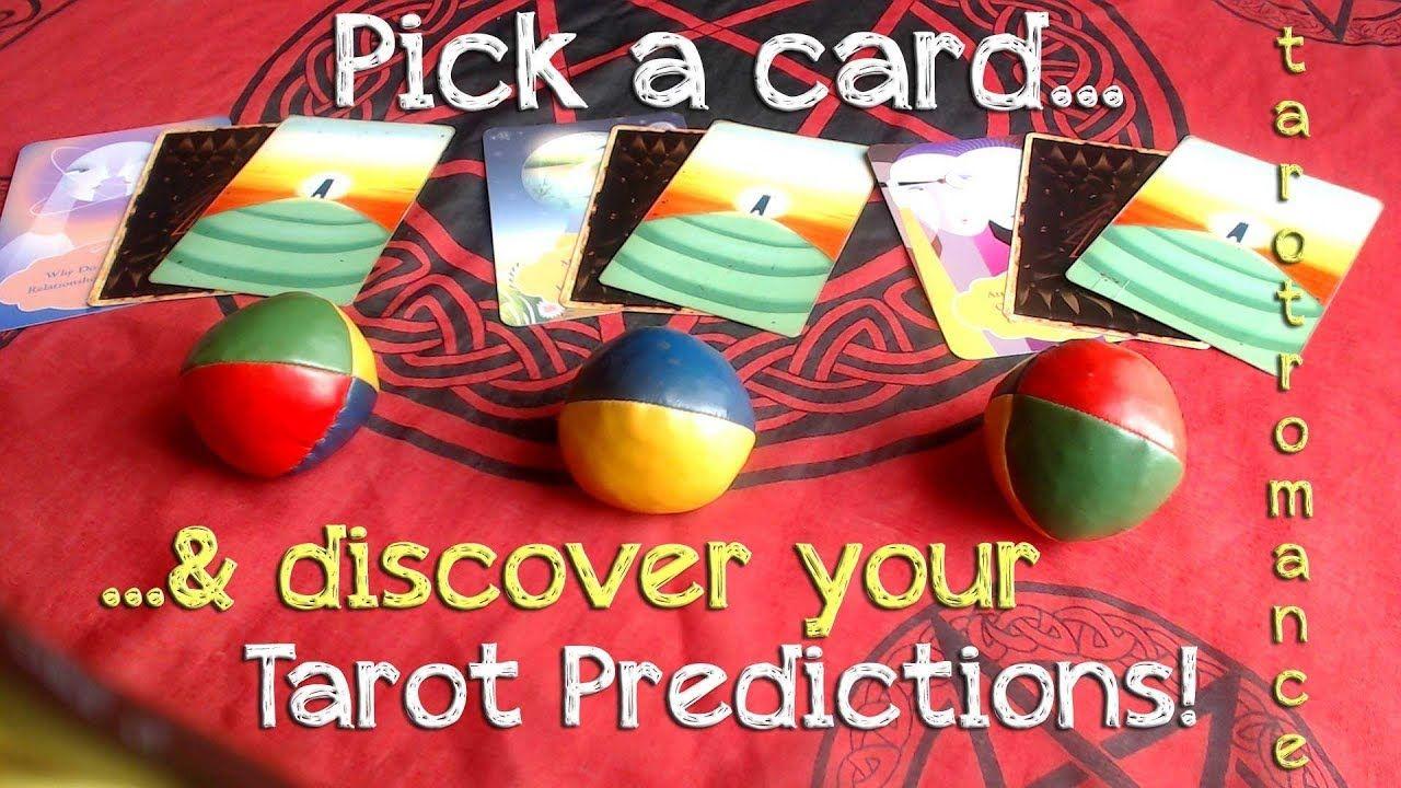 Pick a card tarot predictions in 2020 tarot prediction