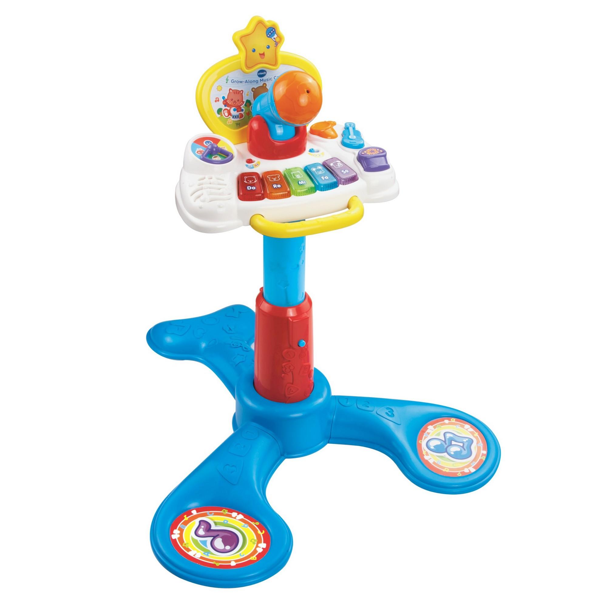 VTech GrowAlong Music Center Toys for 1 year old, Learn