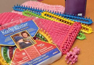 Pdf loom knitting