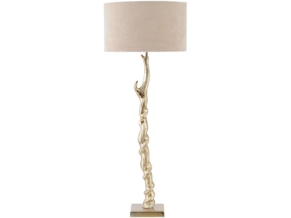 Bon The Gold Branch Lamp Is Part Of Our Range Of Modern Table Lamps That Will  Light Up Your Home In Style. If You Like The Look Of This Spiral Gold Metal  Light ...