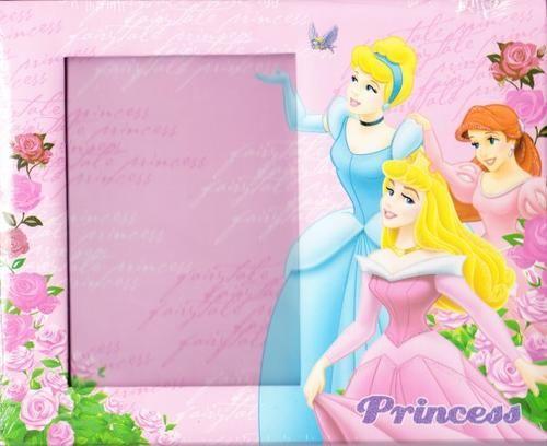 2x Beautiful Disney Photo Frame: Little Mermaid | Disney princess ...