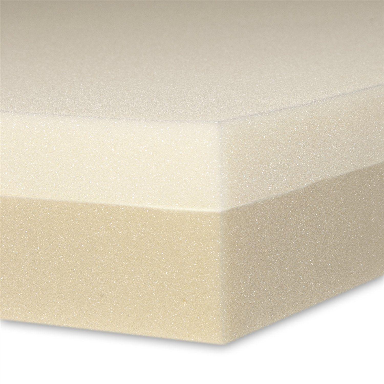queen size 4 inch thick memory foam high density foam mattress