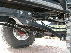 1996 Jeep Cherokee Xj Rock Krawler Long Arm Suspension Coches Y